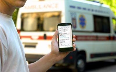 Cómo pedir un Servicio de Ambulancia particular